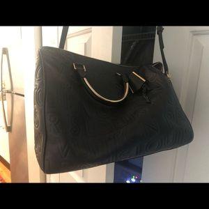 Authentic Louis Vuitton Black Speedy